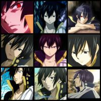 Zeref Collage by LemonLlama55532