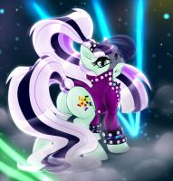 MLP:FiM Razzle Dazzle by shaloneSK