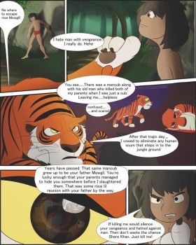 Shere Khan's untold past by JAZcabungcal