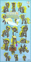 Tessa Official Reference Sheet by midnightpremiere