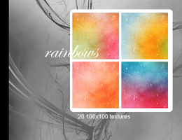 rainbows: icon sized by Bourniio