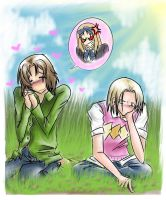 Can We, Like, Talk About Something Else, Liet? by JustMeBeingADork
