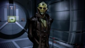 Thane Krios 18 by johntesh