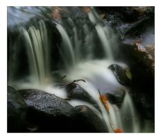 a padley gorge stream by mzkate