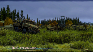 DayZ Standalone Wallpaper 2014 15 by PeriodsofLife