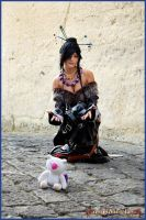 Lulu from Final Fantasy X by drummerina