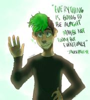 Everything is going to be alright [Fanart] by NeLite-Art