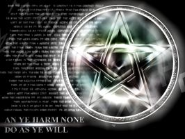 Wicca WP by sh4dow