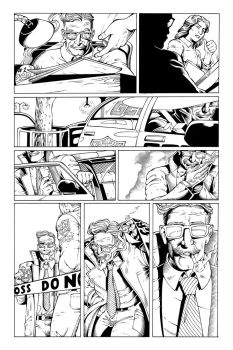 Commissioner Gordon P1 by TheInkPages
