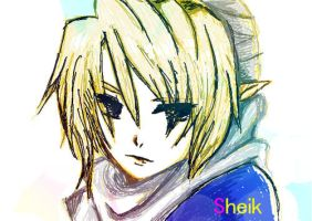 Sheik by Christy58ying