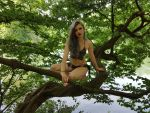 Daughter of the Green Enchanted Forests 19. by OrsatUrsusActos