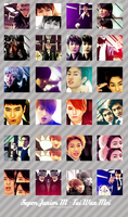 ICONS : Perfection SJM by chazzief