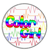 Color Girl-Second Color by Oxdarock