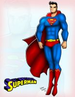 Superman by andre4boys
