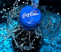 coke blue by SaphoPhotographics