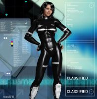 Lt. Raina Hunter by hotrod5