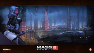 Mass Effect 3...Fake! by Ross-A-Campbell
