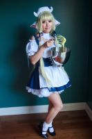 Maid Chi from Chobits Cosplay by firecloak