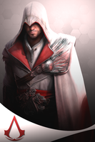 Ezio Auditore 2 by raikouto