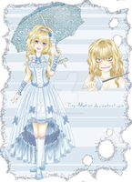 (CLOSED)ADOPTABLE: Sweet girl - maybe by Tiny-Adoption