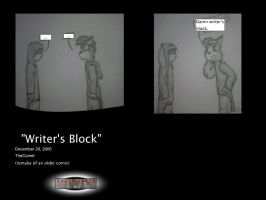 Roger Roger-Writer's Block by TheComet
