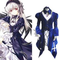Rozen Maiden Mercury Lamp Cosplay Costume by morseedwina