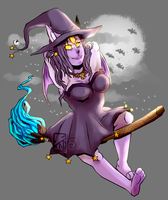 Witching Night by Kinla