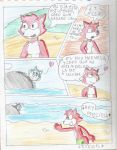 The History of a Fox on love with a Merfox: 06 by CAPTAIN-CHETO
