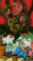 PKMN Armonia: Horticulture Final by Lhumina