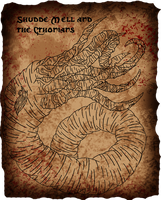Shudde Mell and the Cthonians Chapter by DanH-Art