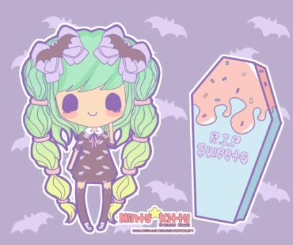 Creepy Candy2 by Minty-Kitty-Art