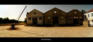 The Old Factory... by Perlekes