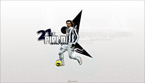 Andrea Pirlo 21# by cannabis97