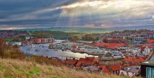 Shine on Whitby by LuntPhotography