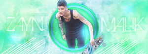 |Portada|Zayn Malik| by AHTZIRIDIRECTIONER