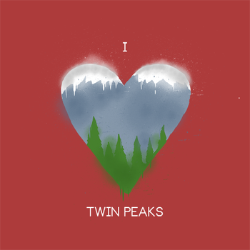 I love Twin Peaks by theblastedfrench