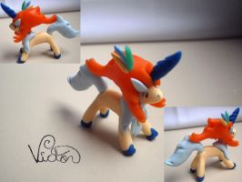647 Keldeo Resolute Form by VictorCustomizer