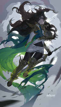 Artist by shilin
