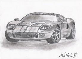 Ford GT by aiglemkf