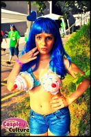 Katy Perry Cosplay by cosplayculture