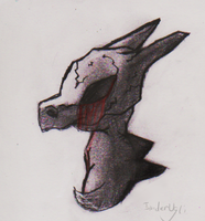 Cubone by MochiFries