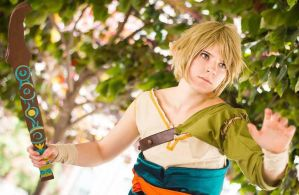 Ordon Link: Ready for Battle! by KitcatCreations