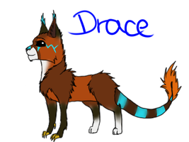 Drace, the new yoomee by Jusury