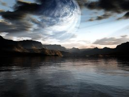 Terragen - Arizona by duris