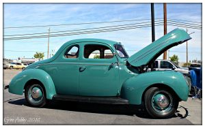 1939 Ford Coupe by StallionDesigns