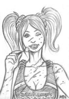 Lollipop Chainsaw 1 by Nortedesigns