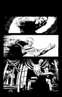 Page from my comic by Stephen-Green