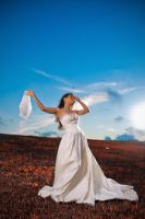 Sunset Bride by Shooter1970