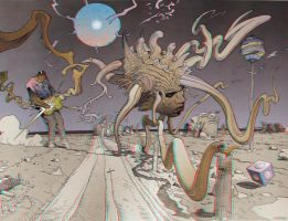 From the Mind of Moebius 3-D conversion by MVRamsey