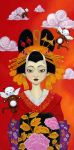 oiran angels by panda-electrique